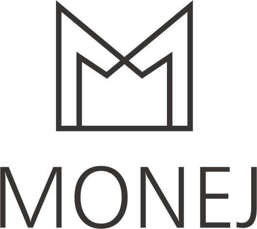 MONEJ_logotipas_zenklas_uzrasas_centras