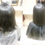 Plaukų tiesinimas keratinu 8